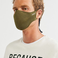 Mascherina riciclata Ecoalf