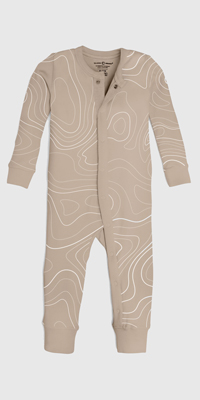 Abbigliamento sostenibile bimbi Colored Organics