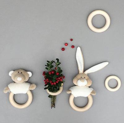giocattoli sostenibili bambino Wooly Organic