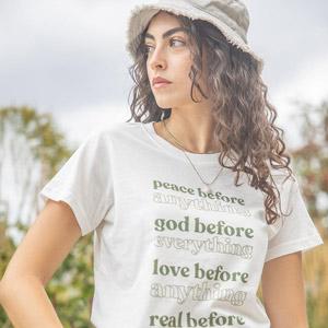 abbigliamento sostenibile donna Ifnotnow
