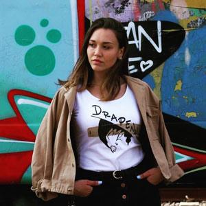 abbigliamento sostenibile Drapenn