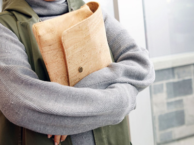 borse ecologiche in sughero Eve Cork
