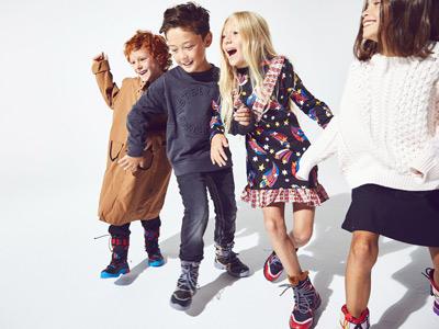 abbigliamento eco bimbi Infantium Victoria