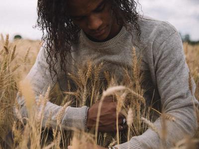 maglione uomo eco opera campi