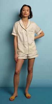 Vestiti seta sostenibile The Ethical Silk Company
