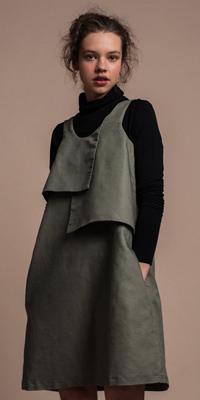 Abbigliamento sostenibile donna Tales of Anyday
