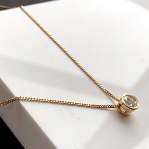 collana oro fairtrade ANUKA