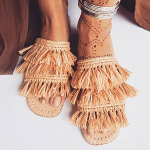 natural shoes Bulibasha Indonesia
