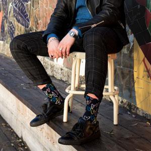 calze uomo ecologiche kind socks