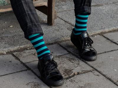 calze cotone organico kind socks