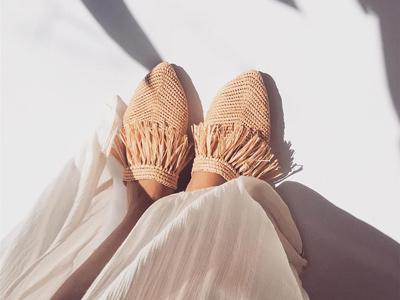 sustainable sandals Bulibasha Bali