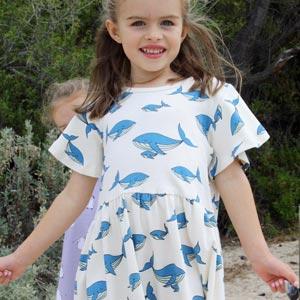 abbigliamento ecosostenibile bambino Little Emperor Australia