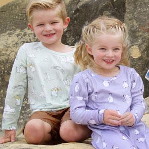 moda etica bambini Little Emperor Australia