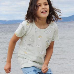 moda sostenibile bambino Little Emperor Australia