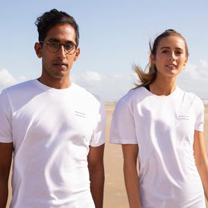 t-shirt ecologica Samudra