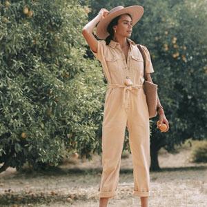 brand moda sostenibile donna Boyish Los Angeles