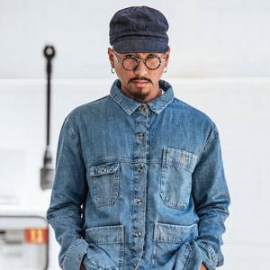 moda uomo sostenibile outland denim Australia