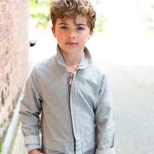 vestiti bambino cotone organico Jackalo Olanda