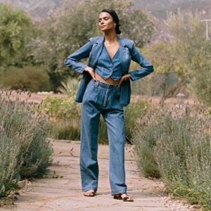 vestiti sostenibili donna Boyish