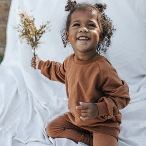 brand moda sostenibile bambino orbasics