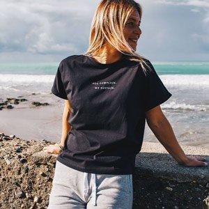 t-shirt sostenibile seay