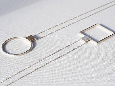 collana argento sostenibile Tuohi Jewelry