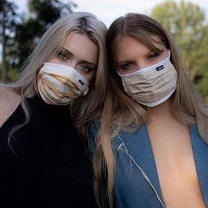 maschere viso ecologiche Unravelau