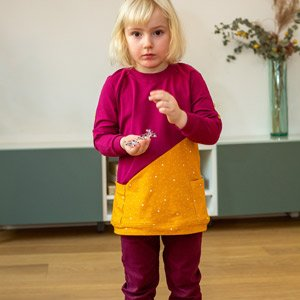 abbigliamento ecologico bimbi Babbily Vienna