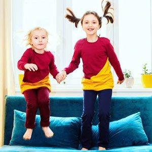 abbigliamento organico bambino Babbily Vienna