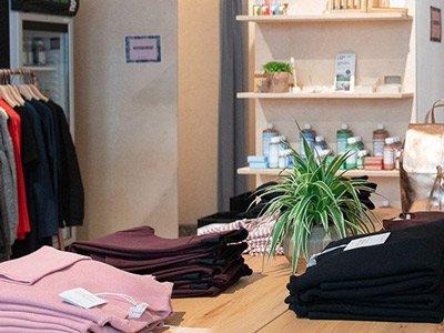 negozio moda eco Germania Loveco
