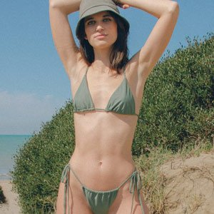 bikini ecologico italiano Organico