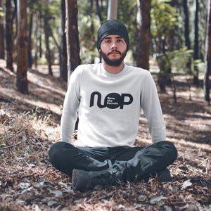 moda eco uomo NOP
