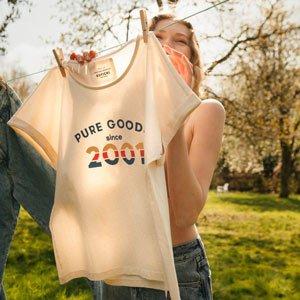 sustainable fashion label Kuyichi Utrecht