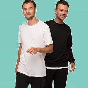 eco men fashion Honest Basics