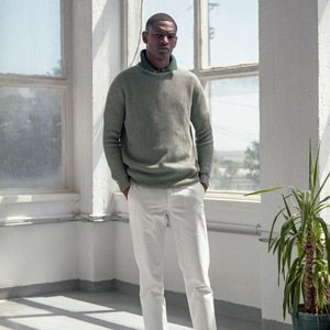 moda eco uomo ISTO Lisbona