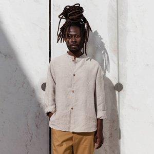 sustainable men fashion Naz