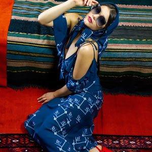 abbigliamento sostenibile donna lamya