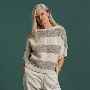 knitwear sostenibile les racines du ciel Francia