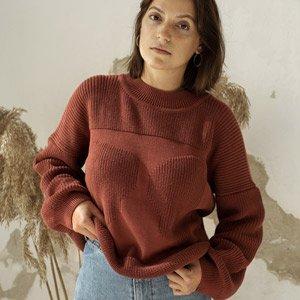 abbigliamento sostenibile donna MAVOLU
