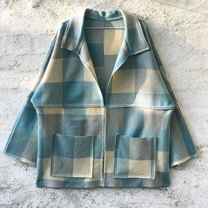 giacca sostenibile CLAWDI
